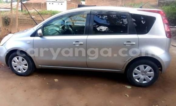 Buy Used Nissan Note Silver Car in Blantyre in Malawi