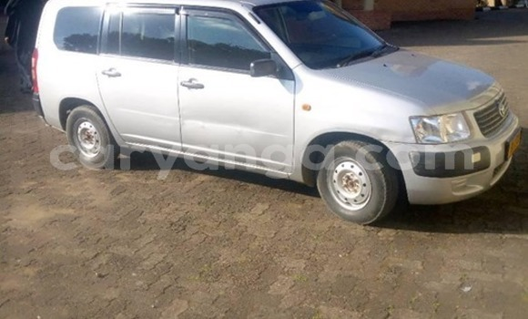 Buy Used Toyota Succeed Silver Car in Blantyre in Malawi