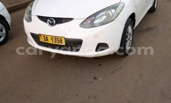 Buy Used Mazda Demio White Car in Blantyre in Malawi
