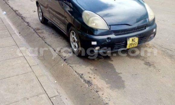Buy Used Toyota FunCargo Black Car in Blantyre in Malawi