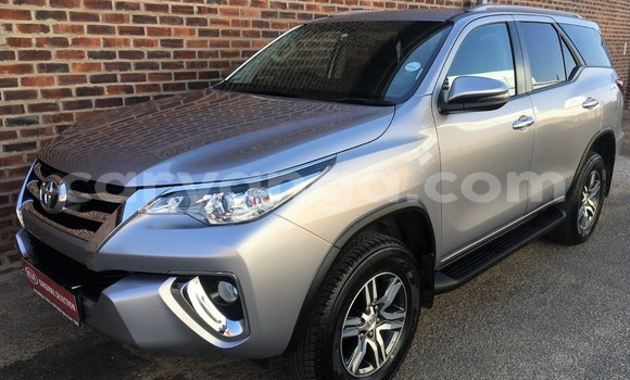 Buy Used Toyota Fortuner Other Car in Lilongwe in Malawi
