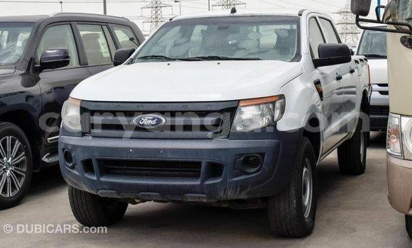 Buy Import Ford Ranger White Car in Import - Dubai in Malawi