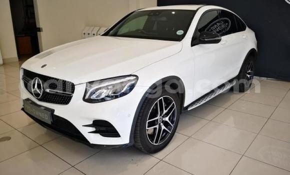 Buy Used Mercedes‒Benz GLC Coupe White Car in Lilongwe in Malawi