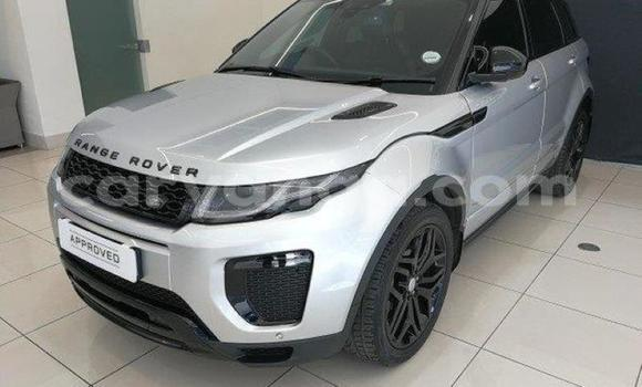 Buy Used Land Rover Range Rover Evoque Silver Car in Lilongwe in Malawi