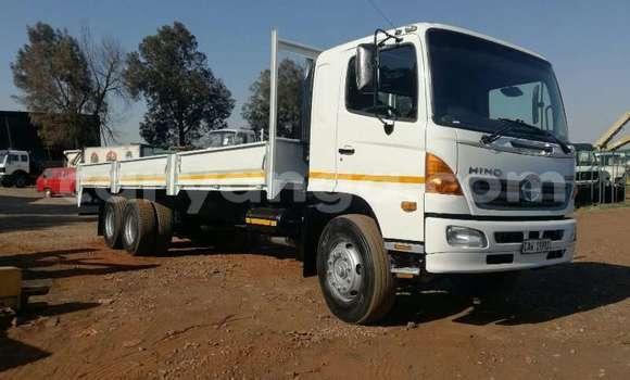 Buy Used Hino Ranger White Truck in Chilumba in Karonga