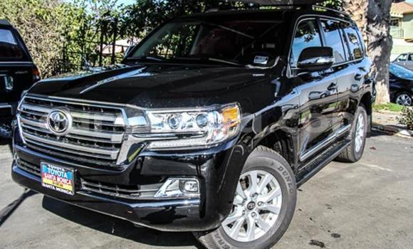 Buy Used Toyota Land Cruiser Black Car in Livingstonia in Karonga