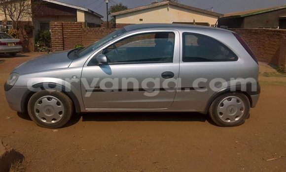 Buy Used Opel Vectra Silver Car in Limbe in Malawi