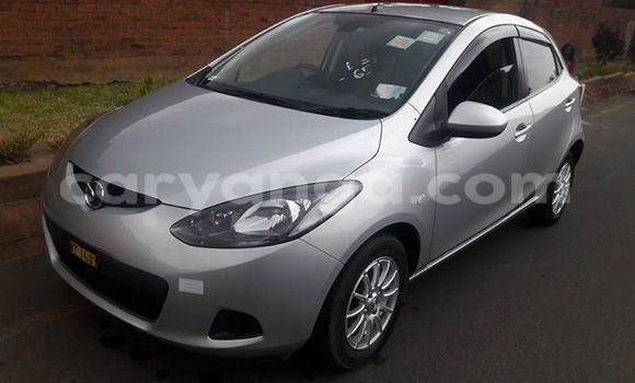 Buy Used Mazda Demio Silver Car in Limbe in Malawi