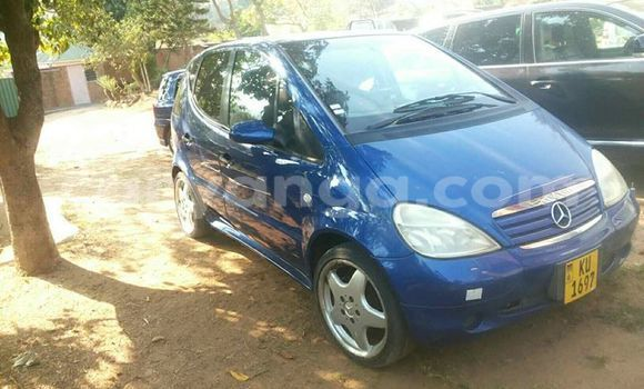 Buy Used Mercedes‒Benz A-Class Blue Car in Limbe in Malawi