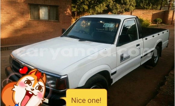 Buy Used Ford Pickup White Car in Lilongwe in Malawi