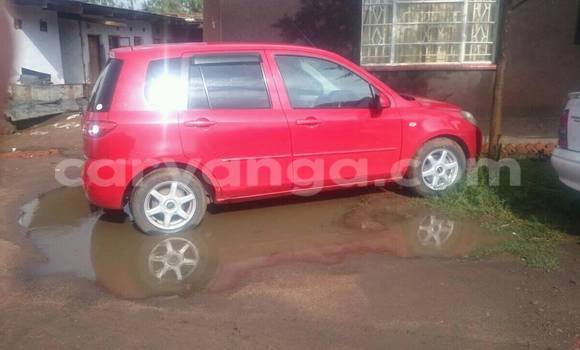 Buy Used Mazda Demio Red Car in Limbe in Malawi