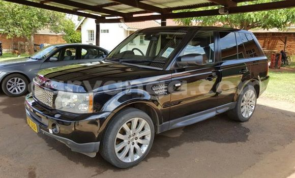 Buy Used Land Rover Range Rover Black Car in Limbe in Malawi