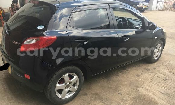 Buy Used Mazda Demio Black Car in Limbe in Malawi