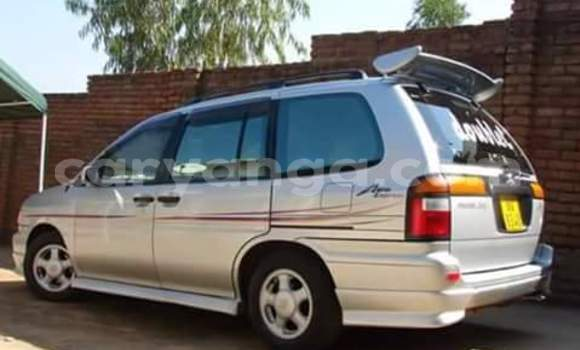 Buy Used Nissan Prairie Silver Car in Lilongwe in Malawi