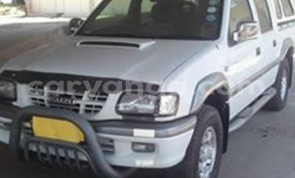 Buy Used Isuzu D–MAX White Car in Limbe in Malawi