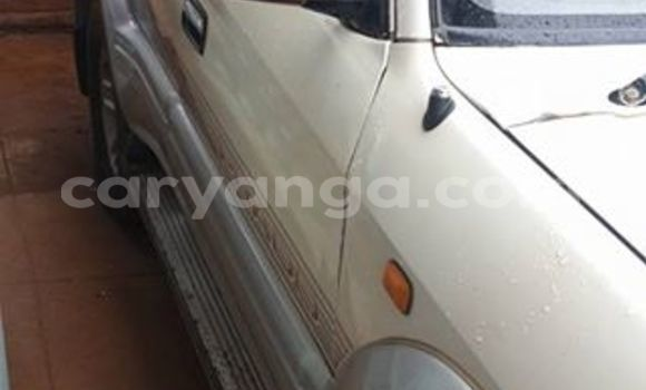 Buy Used Toyota Prado White Car in Limbe in Malawi