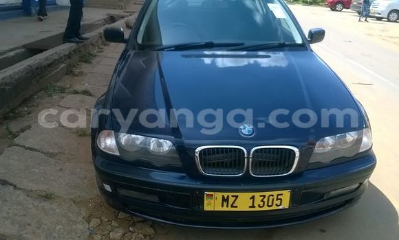 Buy Used BMW 3-Series Black Car in Limbe in Malawi
