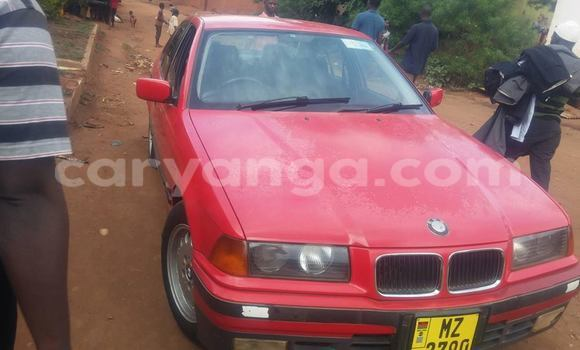 Buy Used BMW 3–Series Red Car in Limbe in Malawi