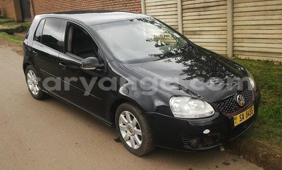 Buy Used Volkswagen Golf Black Car in Limbe in Malawi