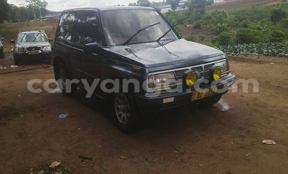 Buy Used Suzuki Grand Vitara Black Car in Limbe in Malawi