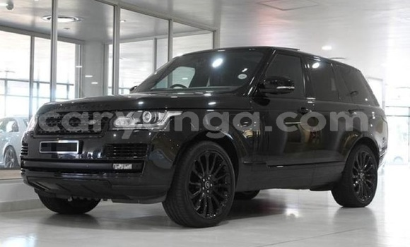 2f2dcf4f17e965 Buy Used Land Rover Range Rover Vogue Black Car in Lilongwe in Malawi