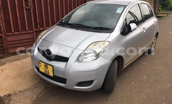 Buy Used Toyota Vitz Silver Car in Limbe in Malawi