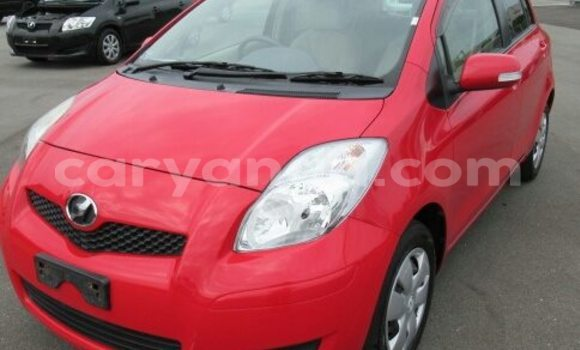 Buy Used Toyota Vitz Red Car in Limbe in Malawi