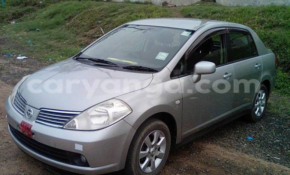 Buy Used Nissan Tilda Silver Car in Limbe in Malawi