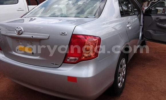 Buy Used Toyota Axio Silver Car in Limbe in Malawi