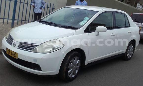 Buy Used Nissan Tilda White Car in Limbe in Malawi