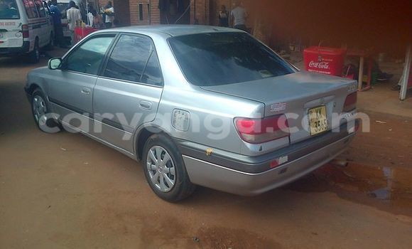 Buy Used Toyota Carina Silver Car in Limbe in Malawi