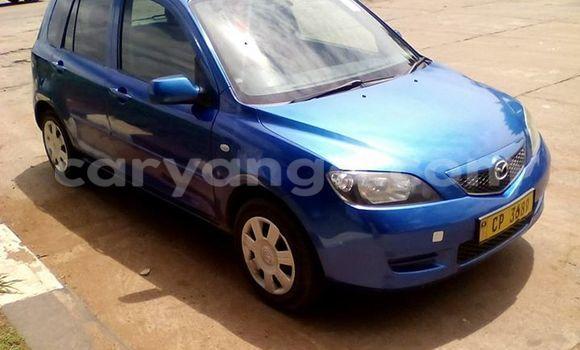 Buy Used Mazda Demio Blue Car in Limbe in Malawi