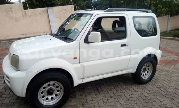 Buy Used Suzuki Jimny White Car in Limbe in Malawi