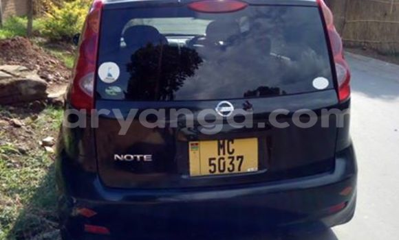 Buy Used Nissan Note Black Car in Limbe in Malawi