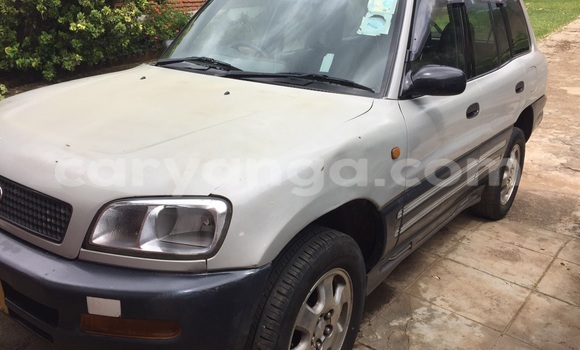 Buy Used Toyota RAV4 White Car in Blantyre in Malawi