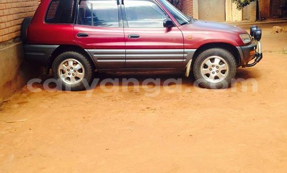 Buy Used Toyota RAV4 Red Car in Limbe in Malawi