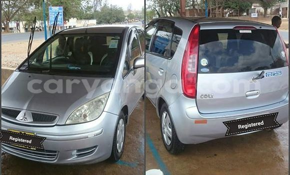 Buy Used Mitsubishi Colt Silver Car in Limbe in Malawi