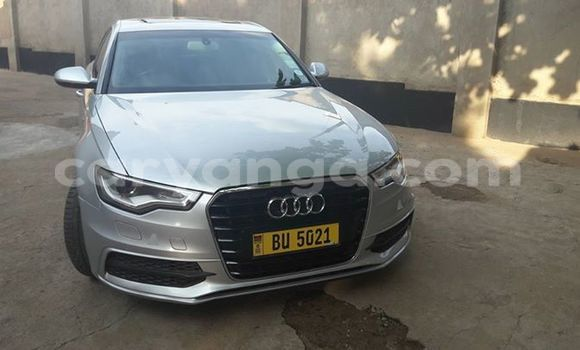 Buy Used Audi A6 Silver Car in Limbe in Malawi