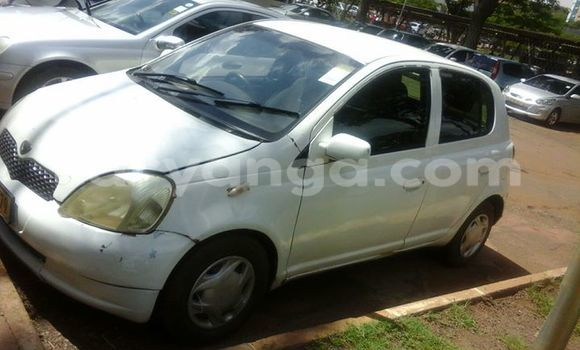 Buy Used Toyota Vitz White Car in Limbe in Malawi