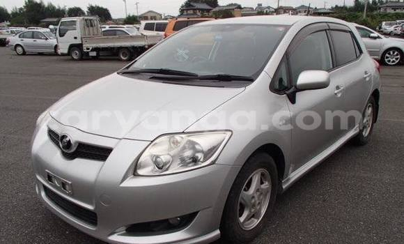 Buy Used Toyota Auris Silver Car in Limbe in Malawi