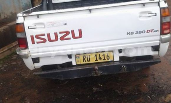 Buy Used Isuzu D-MAX White Car in Limbe in Malawi