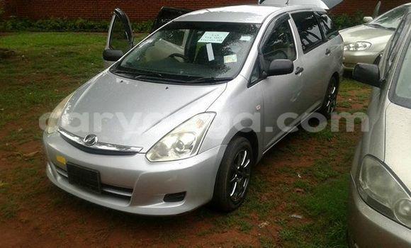 Buy Used Toyota Wish Silver Car in Limbe in Malawi