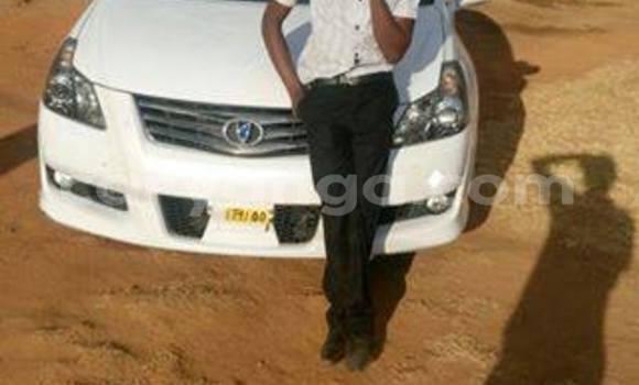 Buy Used Toyota 4Runner White Car in Kasungu in Malawi