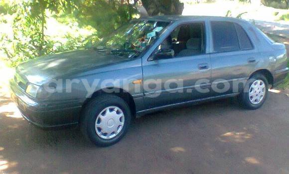 Buy Used Nissan Sunny Black Car in Limbe in Malawi