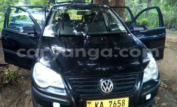 Buy Used Volkswagen Polo Black Car in Limbe in Malawi