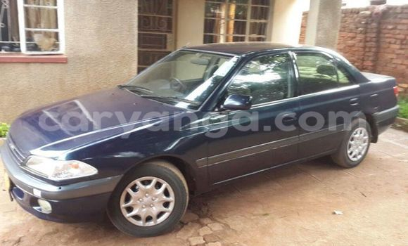 Buy Used Toyota Carina Blue Car in Limbe in Malawi