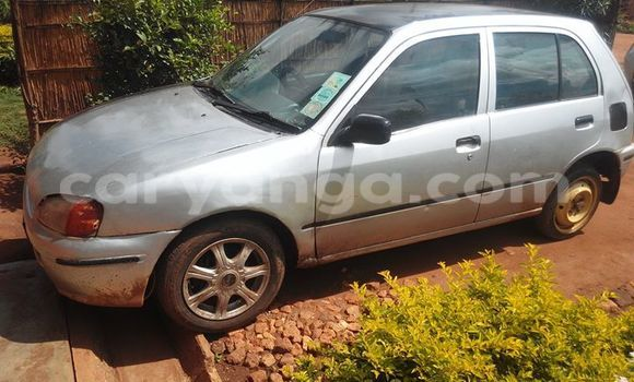 Buy Used Toyota Starlet Silver Car in Limbe in Malawi