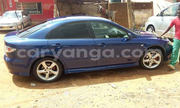 Buy Used Mazda Atenza Blue Car in Limbe in Malawi