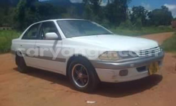Buy Used Toyota Carina White Car in Limbe in Malawi