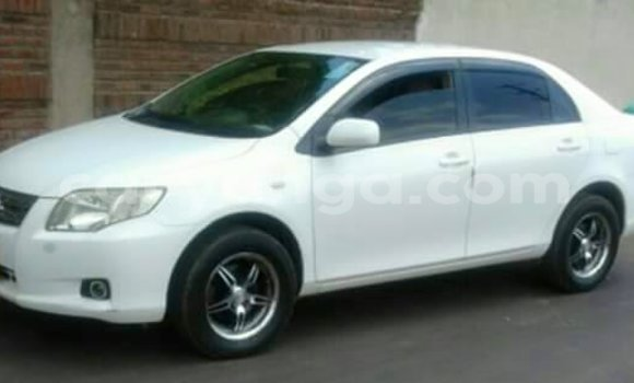 Buy Used Toyota Axio White Car in Limbe in Malawi